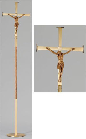 Processional Cross w/ Base