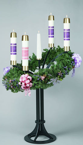 Advent Floor Wreath Style 3925 -