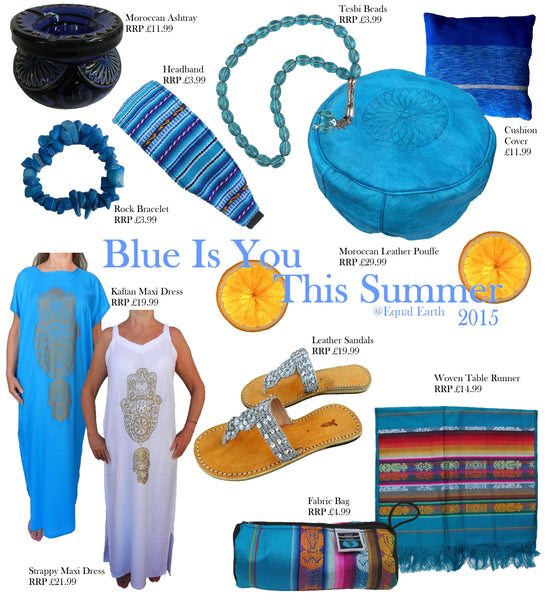 Blue Is You, This Summer!