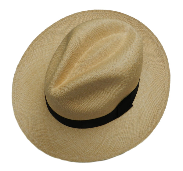 PRE-ORDER Genuine Rolling Panama Hat + Travel Tube in Natural