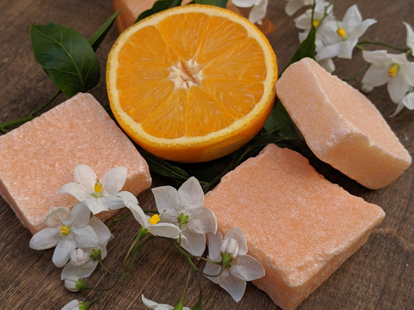 Orange Blossom block perfume