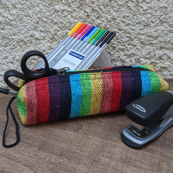 Funky Fabric Pencil Case