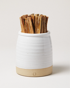 Beehive Fatwood Crock™ by Farmhouse Pottery