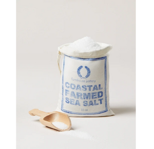 Coastal Farmed Sea Salt by Farmhouse Pottery