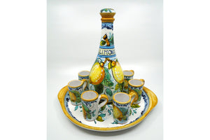 Italian Limoncello Set