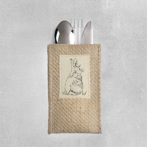 Cutlery Couture Silverware Pouches (Set of 8)