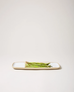 Rectangle Serving Tray by Farmhouse Pottery