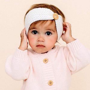 Knit Headband by Beba Bean