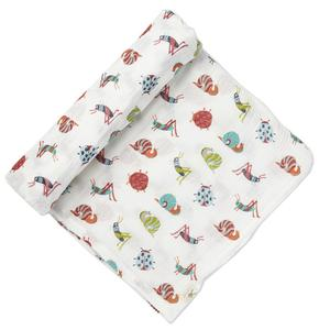 100% Organic Cotton Swaddles by Pehr