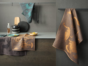 Kitchen Towels by Leitner