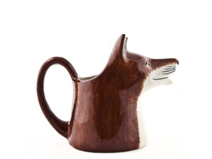Fox Jug by Quail Ceramics