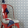 Barneby Gates wallpaper - Anchor Tile