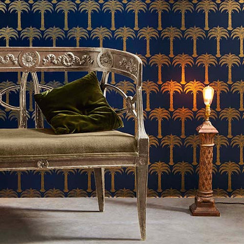 Barneby Gates wallpaper - Marrakech Palm
