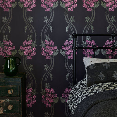 Barneby Gates wallpaper - Autumn Berry, Blackberry
