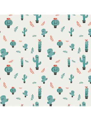Open image in slideshow, Papermint - Cactus Blue (10m)