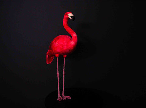 Artificial Flamingo