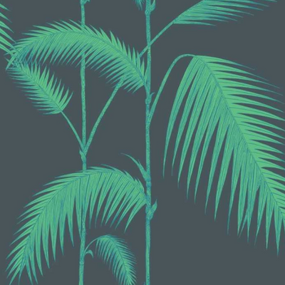 Palm Leaves - Viridian