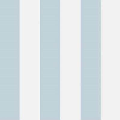 Glastonbury Stripes - Pale Blue