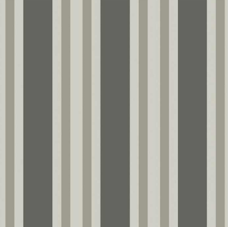 Polo Stripes - Monochrome