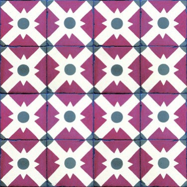 Coordonné, Tiles collection, Celosia