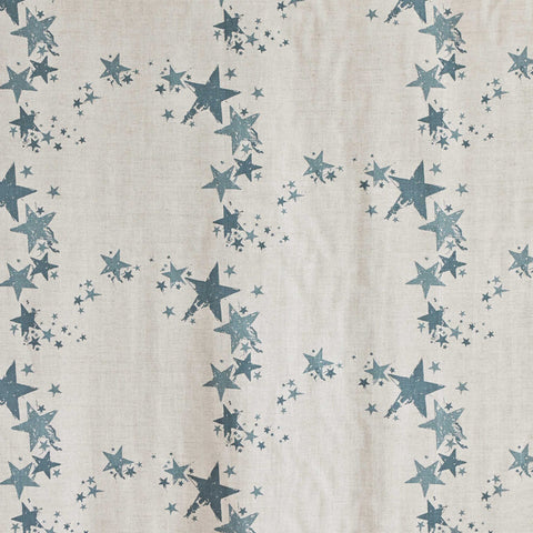 Barneby Gates fabric - All Star, Gunmetal