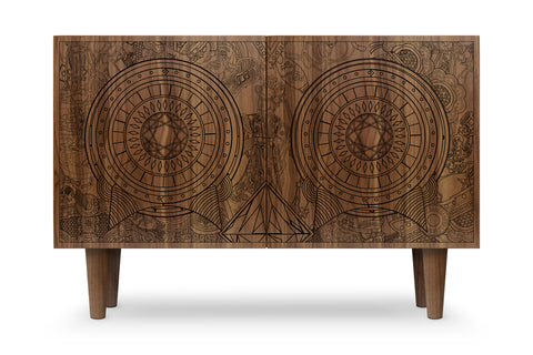 Gambling Skull Sideboard - 10% off