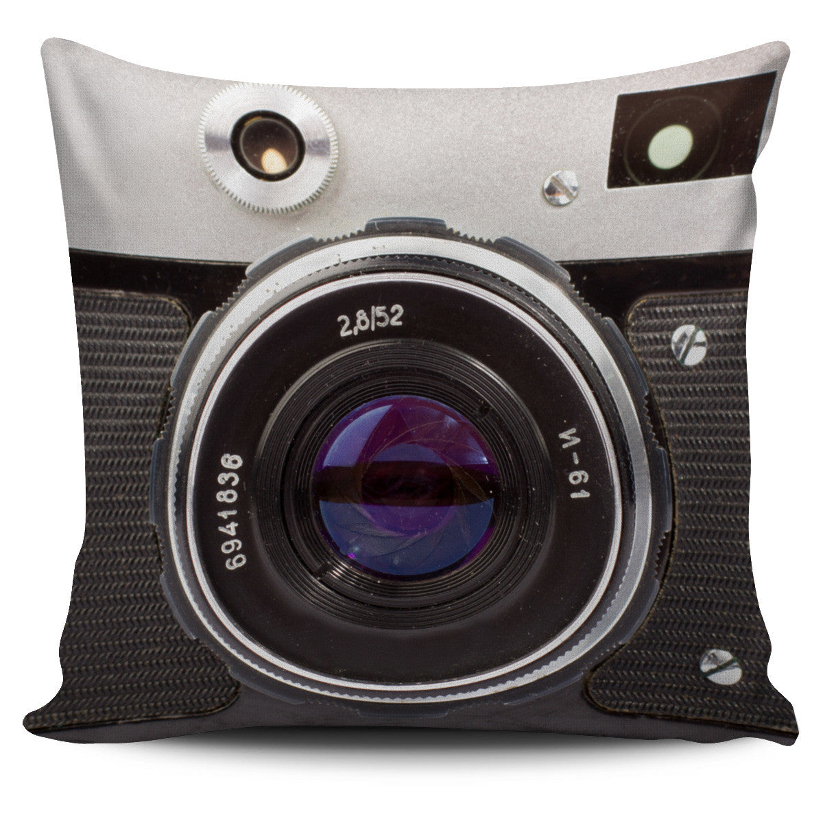 Love Photography Camera Pillow Cover