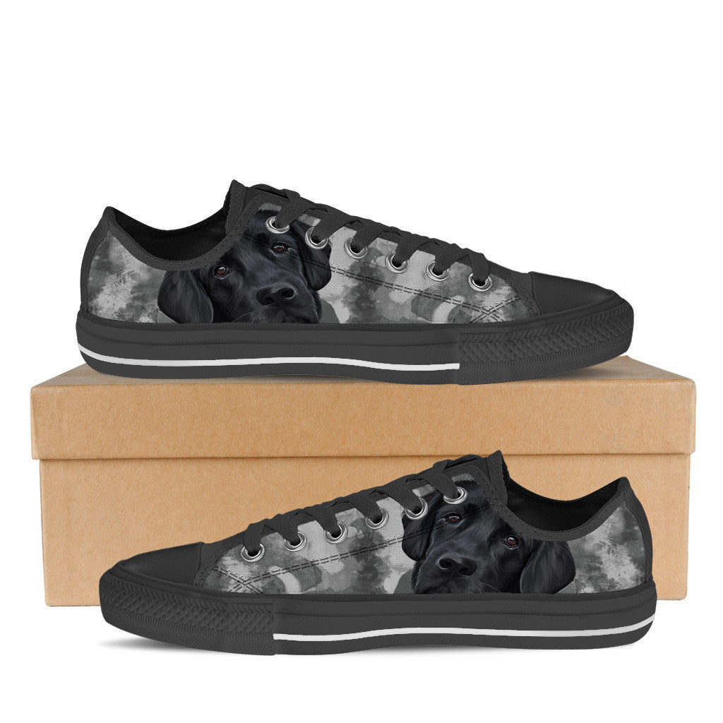 Loyal Lab Womens Shoe (Black)