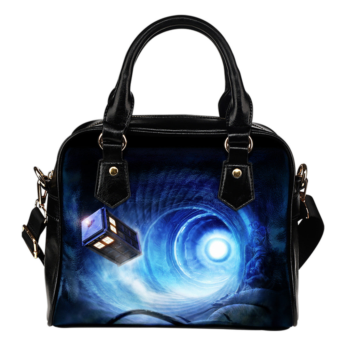 Doctor Who Shoulder Handbag
