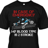 My Blood Type is Two Stroke Motocross