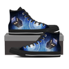 Doctor Who Womens High Top Shoe