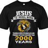Jesus The Original Marine Shirt