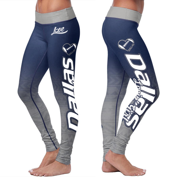 Dallas Football Classic Capris