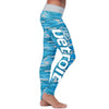 Detroit Football Camo Leggings