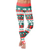 Gun Christmas Leggings