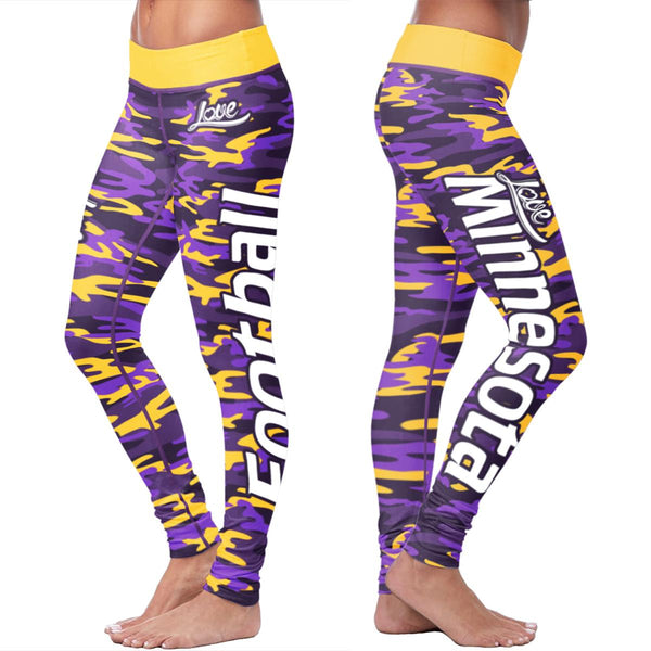 Minnesota Football Classic Leggings