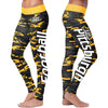 Pittsburgh Football Camo Leggings