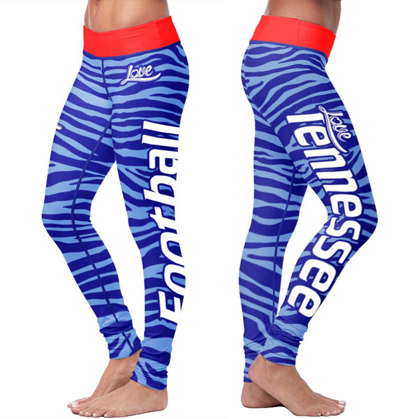 Tennessee Football Classic Leggings