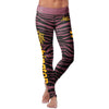 Washington Football Striped Leggings