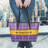 Minnesota Football Leather Tote