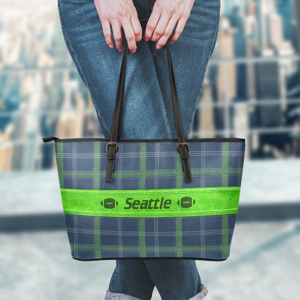 Seattle Football Leggings