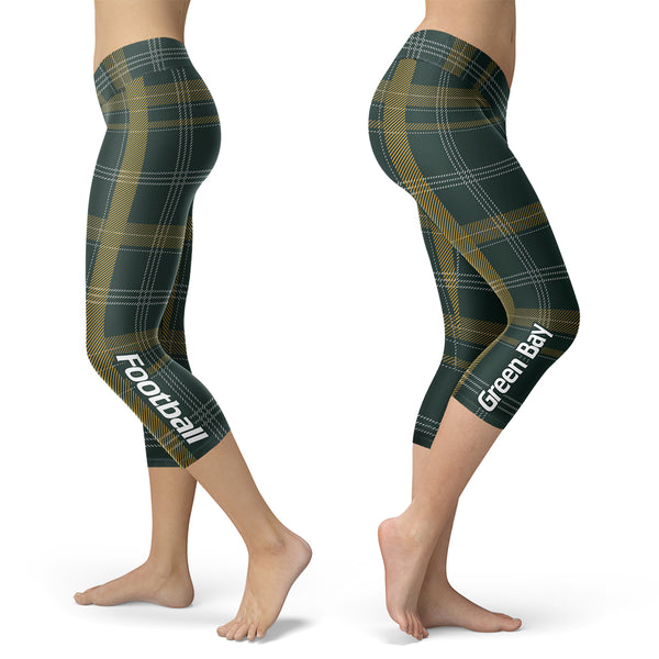 Green Bay Football Classic Leggings
