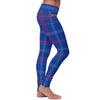 Buffalo Football Plaid Leggings