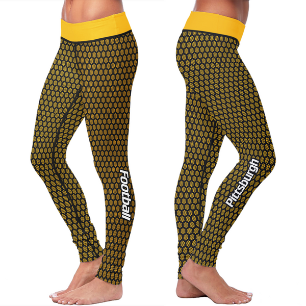 Pittsburgh Football Classic Capris
