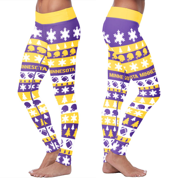 Minnesota Football Camo Capris