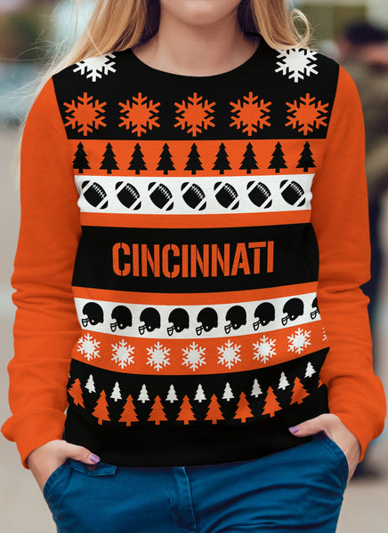 Cool Cincinnati Football Grandma