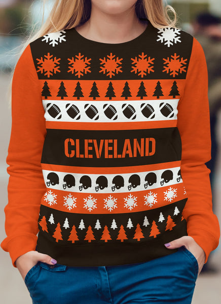 Cool Cleveland Football Grandma