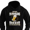 I've Got 99 Problems and Beer Solves All of 'Em Shirt