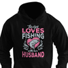This Girl Loves Fishing With Her Husband