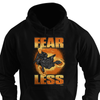 Fearless Flaming Motorcycle Shirt